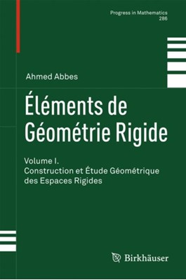 l ments de G om trie Rigide Ahmed Abbes 9783034800112