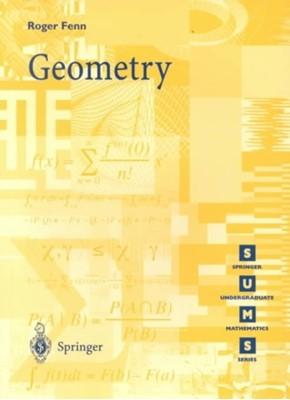 Geometry Roger A. Fenn 9781852330583