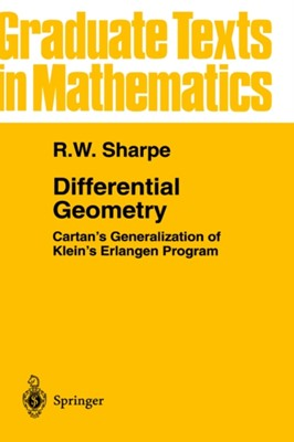 Differential Geometry R.W. Sharpe 9780387947327