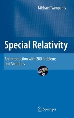 Special Relativity Michael Tsamparlis 9783642038365