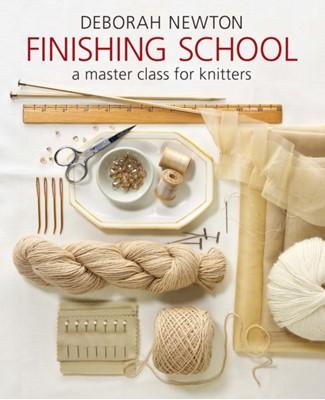 Finishing School D. Newton 9781640210349