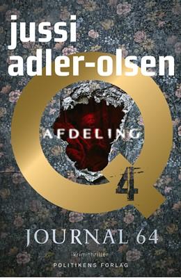 Journal 64 Jussi Adler-Olsen 9788740042757