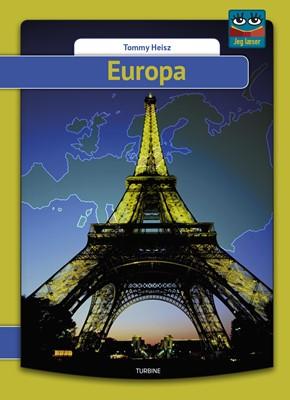 Europa Tommy Heisz 9788740653564