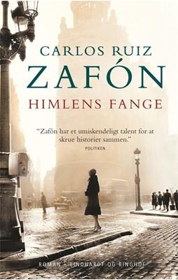 Himlens fange Carlos Ruiz Zafón 9788711454305