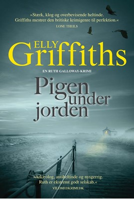 Pigen under jorden PB Elly Griffiths 9788712058359