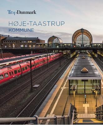 Trap Danmark: Høje-Taastrup Kommune Trap Danmark 9788771810790