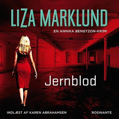 Jernblod Liza Marklund 9788763841856