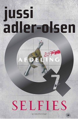 Selfies Jussi Adler-Olsen 9788740028621