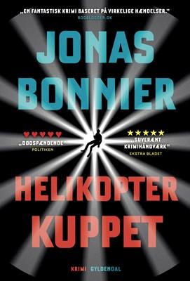 Helikopterkuppet Jonas Bonnier 9788702232042