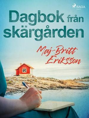 Dagbok från skärgården Maj-Britt Eriksson 9788726140422