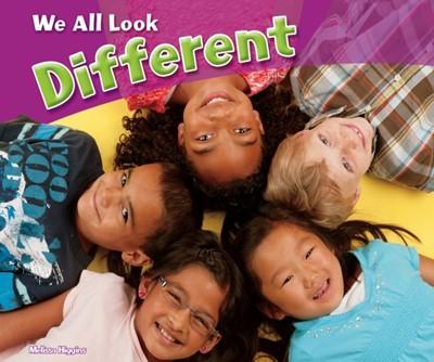 We All Look Different Melissa Higgins 9781474723633