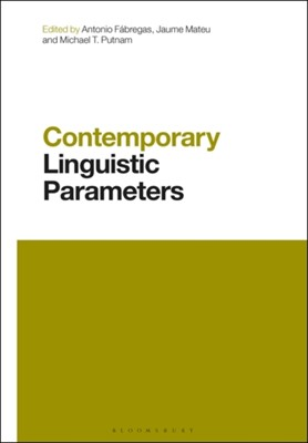 Contemporary Linguistic Parameters  9781350097049