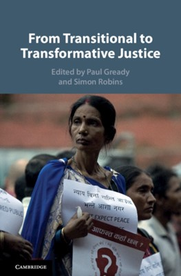 From Transitional to Transformative Justice  9781107160934