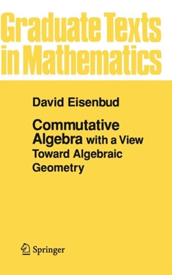 Commutative Algebra David Eisenbud 9780387942681