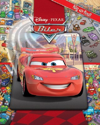 Disney Kig & Find - Biler  9788793267251