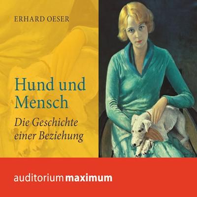 Hund und Mensch Erhard Oeser 9783534594368