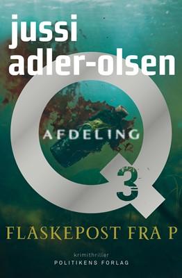 Flaskepost fra P Jussi Adler-Olsen 9788740056402