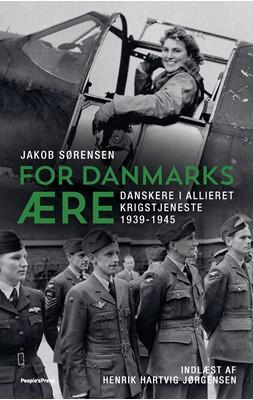 For Danmarks ære Jakob Sørensen 9788770364386