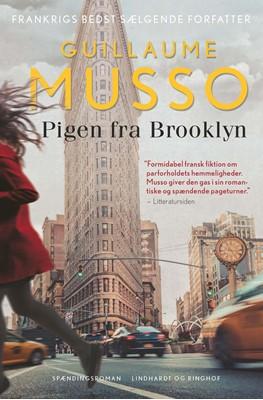 Pigen fra Brooklyn Guillaume Musso 9788711912058