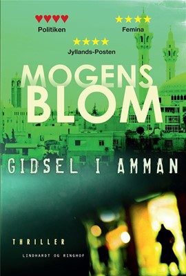 Gidsel i Amman Mogens Blom 9788711519653