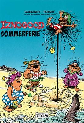 Iznogood 4: Sommerferie Tabary, Goscinny 9788770210324