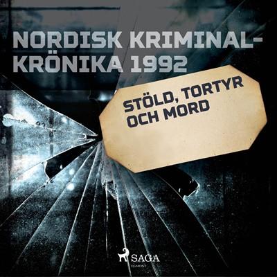 Stöld, tortyr och mord - Diverse 9788726167993