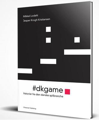#dkgame Jesper Krogh Kristiansen, Mikkel Lodahl 9788797127407