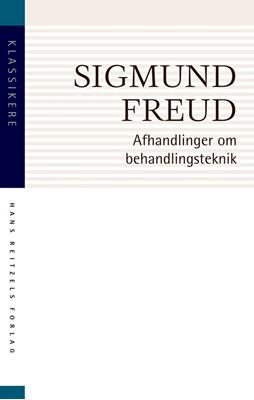 Afhandlinger om behandlingsteknik Sigmund Freud 9788741275703
