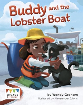 Buddy and the Lobster Boat Wendy Graham 9781474739108