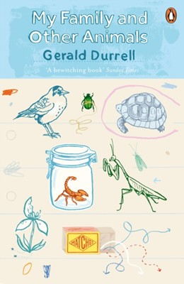 My Family and Other Animals Gerald Durrell 9780241981696