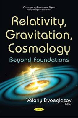 Relativity, Gravitation, Cosmology  9781536141351