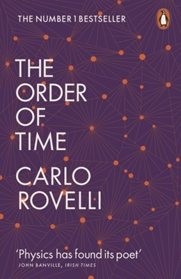 The Order of Time Carlo Rovelli 9780141984964