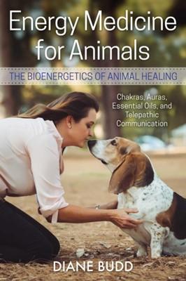 Energy Medicine for Animals Diane Budd 9781620558409