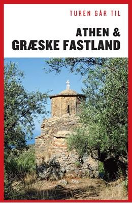 Turen går til Athen & det græske fastland Stig Vognæs 9788740048155