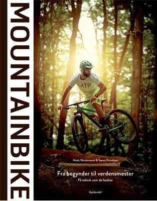 Mountainbike Mads Weidemann, Søren Frandsen 9788702251494