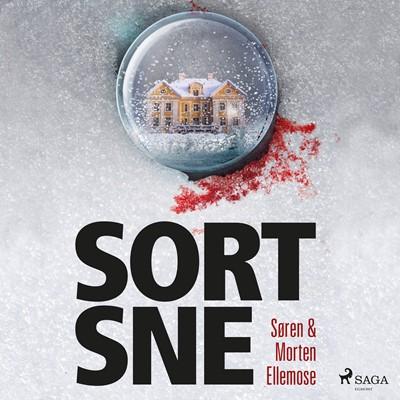 Sort sne Søren Ellemose, Morten Ellemose 9788726178852