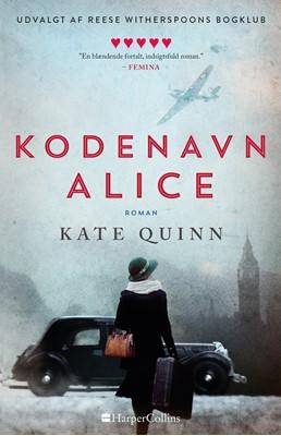 Kodenavn Alice Kate Quinn 9788771915860