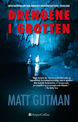 Drengene i grotten Matt Gutman 9788793400832