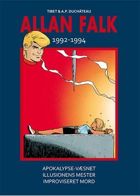 Allan Falk 1992-1994 Duchâteau 9788770210300