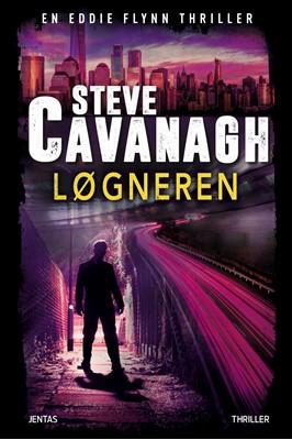 Løgneren Steve Cavanagh 9788742601525