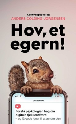 Hov, et egern! Anders Colding-Jørgensen 9788702270952