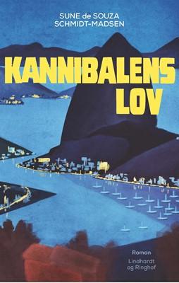 Kannibalens lov Sune de Souza Schmidt-Madsen 9788711912775