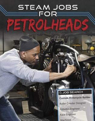 STEAM Jobs for Petrolheads Sam Rhodes 9781474764117