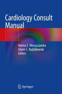 Cardiology Consult Manual  9783319897240