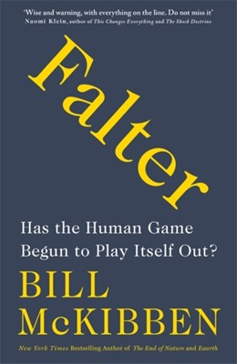 Falter Bill McKibben 9781472266507