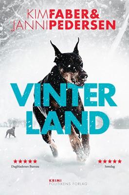 Vinterland Kim Faber, Janni Pedersen 9788740050233