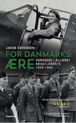For Danmarks ære Jakob Sørensen 9788770363457