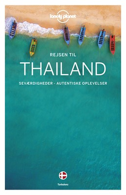 Rejsen til Thailand (Lonely Planet) Lonely Planet 9788771483260