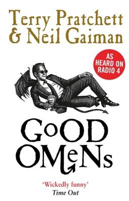 Good Omens Terry Pratchett, Neil Gaiman 9780552137034