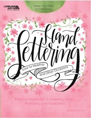 Hand Lettering Kathryn Erney 9781464772191